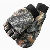 Thinsulate Camo Fleece Flip Mitt