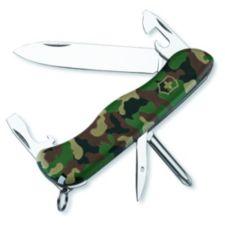 Victorinox Swiss Army Adventurer Camo Knife Multi Tool
