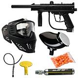 JT Outkast Paintball Marker Kit
