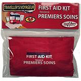Traveller First Aid Kit, 42-Pc