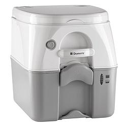 Canadian tire dometic deluxe portable toilet 19 l for Deluxe portable bathrooms