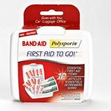 Band-Aid First Aid Kit to Go