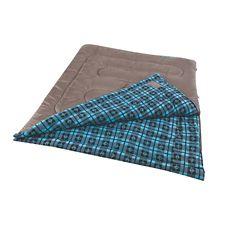 Coleman Granite Peak Double Sleeping Bag 4C To 15C