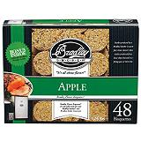 Bradley Apple Flavour Bisquettes, 48-pc
