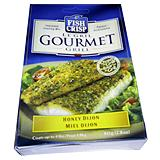 Fish Crisp Gourmet Grill Coating Mix