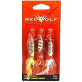 Red Wolf Ribbed Spinner Kit