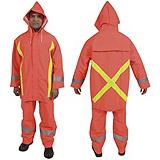 Safety Rainsuit, XXL