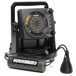 Canadian tire humminbird ice 35 flasher fish finder for Best ice fishing sonar