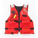 Industrial Vest PFD with Universal Pockets