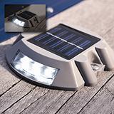 Solar-Powered Dock Light
