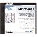 Metro Guide Roads & Recreation GPS CD
