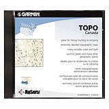 CD GPS Canadian Topographical