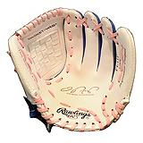 Rawlings Baseball Glove, 11-in, Pink