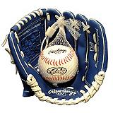 Wilson A200 Series 9-in Baseball Glove, Re...