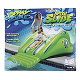Spray Zone Inground Poolside Water Slide