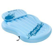 Chaise longue de piscine sevylor de luxe double canadian for Sevylor piscine