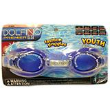 Youth Goggles with Ear Plugs and Nose Clip