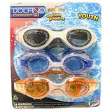 Youth Goggles, 3-Pk