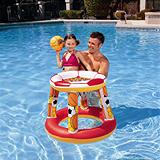Floating Basketball Set, 24-in