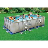 Pro Series Rectangular Pool