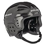 Bauer Lil Sport Youth Helmet, Black/White