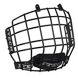 Bauer RBE III Black Wire Cage, Junior/Senior