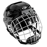 Casque et prot�ge-visage Easton
