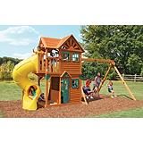 Mountainview Resort Wood Play System