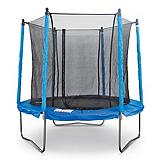 Canadian Tire Jumptek 8 Ft Trampoline With Enclosure