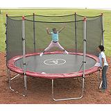 Trampoline Enclosure, 14-ft