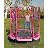 Dora/Diego Trampoline with Enclosure, 55-in