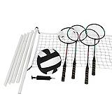 Badminton/Volleyball Set