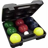 Cased Bocce Set