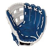 Rawlings XLE 8 Glove, 12.75-in, Black/Blue