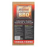 Ted Reader's World Famous BBQ Grilling Plank, 12-in