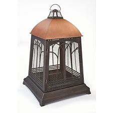 Canvas swansea vintage outdoor pagoda fireplace canadian for Balancoire exterieur canadian tire
