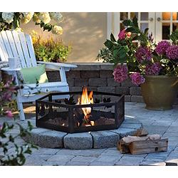 Canadian Tire For Living For Living Maple Firepit Ring