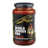 Ted Reader's World Famous BBQ Sauce, Sticky Chicken and Rib