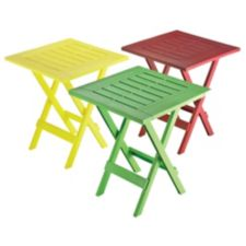 Table d 39 appoint pliante adirondack gracious living for Canadian tire table pliante