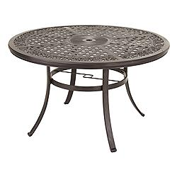 Canadian tire canvas canvas covington round cast patio for Table quiz rounds
