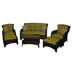 Canadian Tire La Z Boy Griffin Collection Patio Set 6 Piece Customer Reviews Product