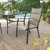 Luca Collection Sling Patio Dining Chair