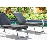 Umbra Loft Collection Woven Patio Lounger ...