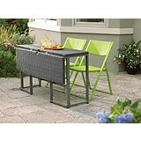 Umbra Loft Collection Woven Folding Patio ...