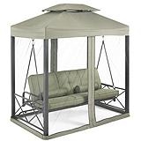 Monterey Collection Day Bed and Swing with...