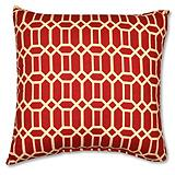 Rhodes Trellis Toss Pillow, 16-in