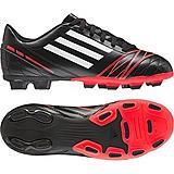 Adidas Conquisto Black Soccer Shoes, Junior