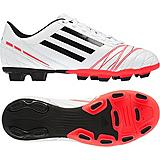 Adidas Conquisto White Soccer Shoes, Junior