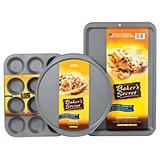 Baker's Secret Bakeware Set, 3-Pc