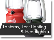 Lanterns, Tent Lighting & Headlights